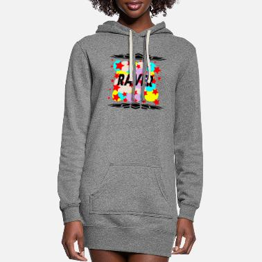 Raver raver - Women's Hoodie Dress