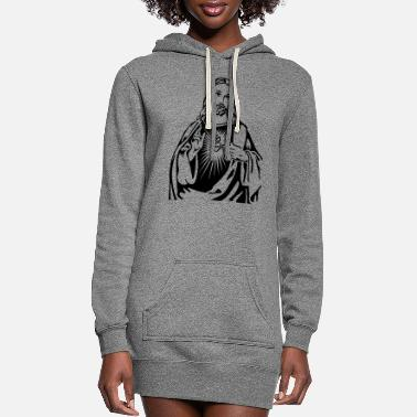 Jesus Jesus Christ - Women's Hoodie Dress