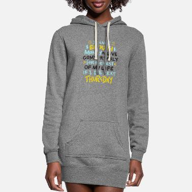 Cash I have enough money - Women's Hoodie Dress