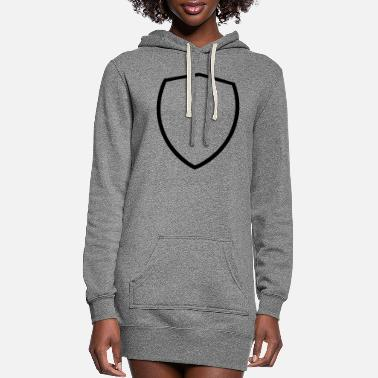 Coat Of Arms Coat of arms - Women's Hoodie Dress