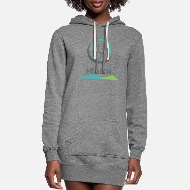 Health Health - Women's Hoodie Dress
