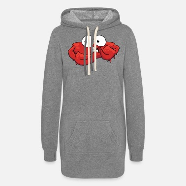 Crayfish crayfish - Women's Hoodie Dress