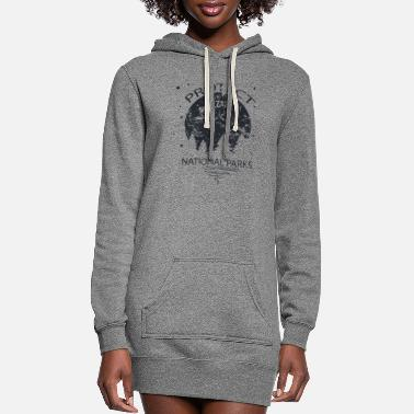 National Protect Our National Parks - Women's Hoodie Dress