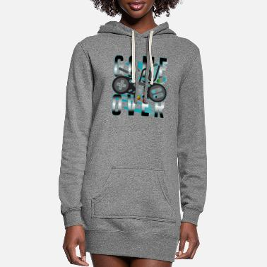 Game Over Game over - Women's Hoodie Dress