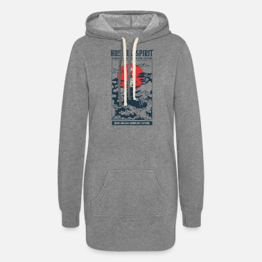 Spirit Shrine Spirit - Women's Hoodie Dress