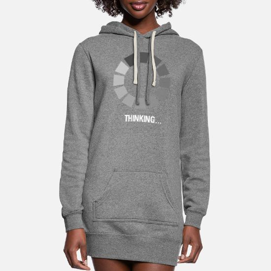 Womans Loading Drinking Sweater Sports Drawstring Hooded