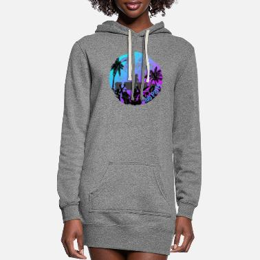 Hardstyle Ibiza Club Party - Women's Hoodie Dress