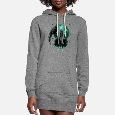Fantasy sephiroth - Women's Hoodie Dress
