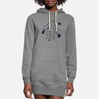 Stylish Stylish - Women's Hoodie Dress