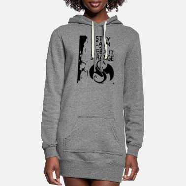 Strange strange - Women's Hoodie Dress