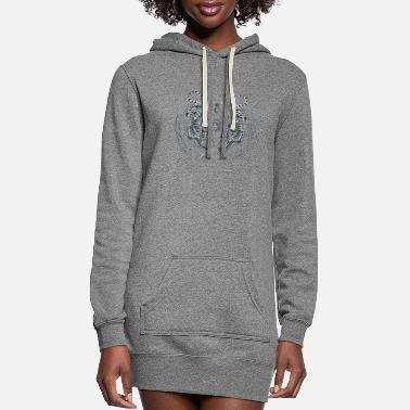Tatoo Tatoo - Women's Hoodie Dress