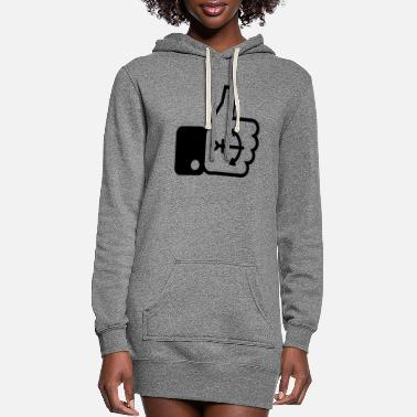 Tatoo Tatoos - Women's Hoodie Dress