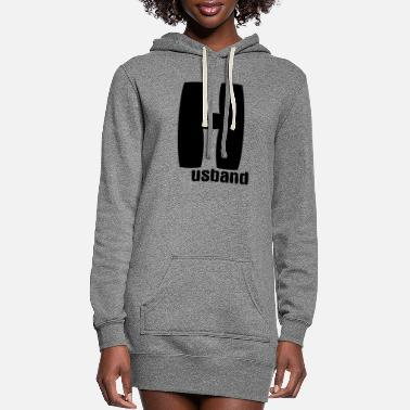 Husband Husband - Women's Hoodie Dress