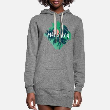 Groom Mallorca Summer Love - Women's Hoodie Dress