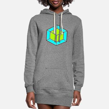Dice dice - Women's Hoodie Dress