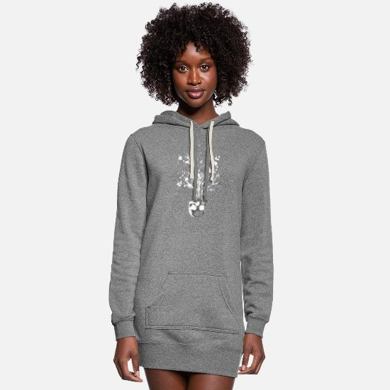 Boss Hoodies & Sweatshirts - elementary dentistry - Women's Hoodie Dress heather gray