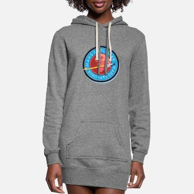 Occupy Mars Explorer - Women's Hoodie Dress