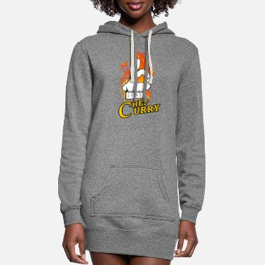 Curry Chef Curry - Women's Hoodie Dress
