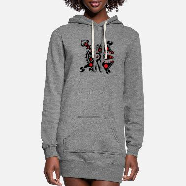 New Age New Age Shirt Design - Women's Hoodie Dress