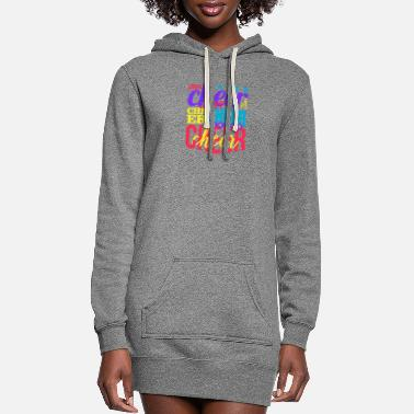 Cheer Cheer Cheer Cheer Cheer - Women's Hoodie Dress