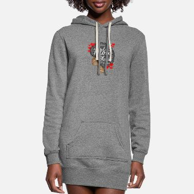 Mother's Day Black Woman - Women's Hoodie Dress