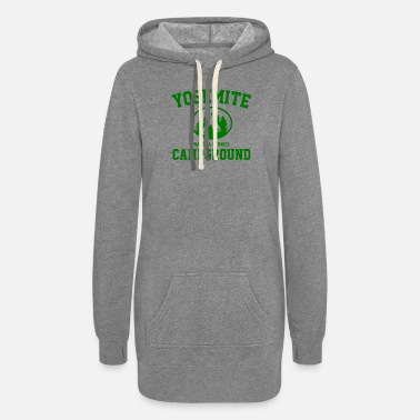 Campground Yosemite Campground - Women's Hoodie Dress