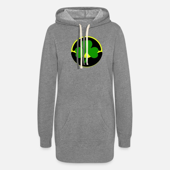 Day Hoodies & Sweatshirts - st patricks day - Women's Hoodie Dress heather gray