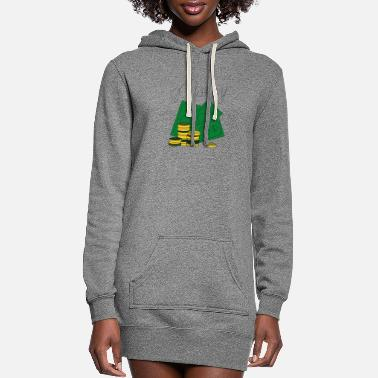 Vector Money Vector - Women's Hoodie Dress
