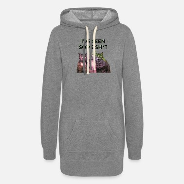 Cat Memes Cat meme - Women's Hoodie Dress