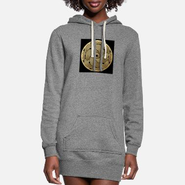 Ancient Ancient Symbol - Women's Hoodie Dress