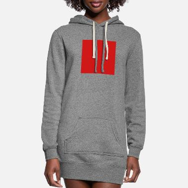 Square square - Women's Hoodie Dress