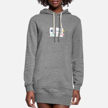 Anonymous Anonymity - Women's Hoodie Dress