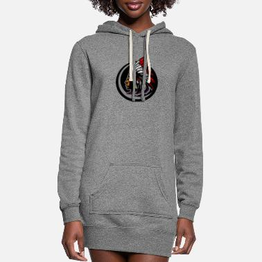 American Indian American Indian - Women's Hoodie Dress