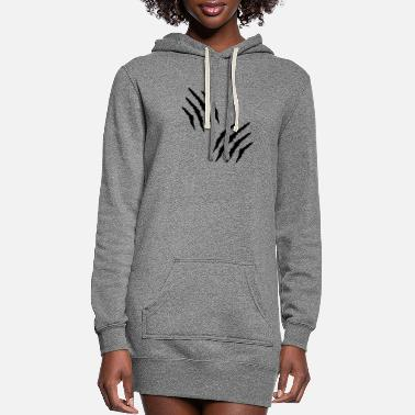 Scratch Scratch - Women's Hoodie Dress