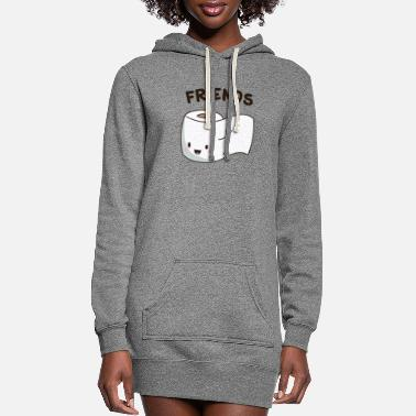 Best Best Friends - Women's Hoodie Dress