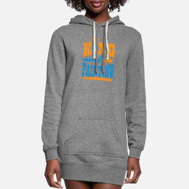Painting Painting - King of painting! - Women's Hoodie Dress