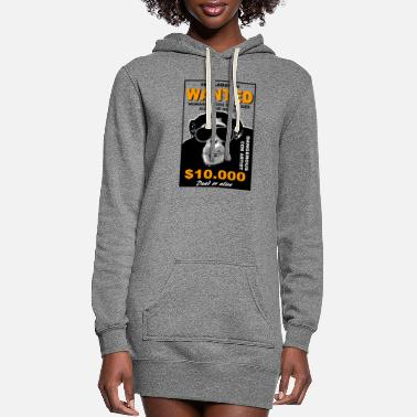 Chimpanzee chimpanzee - Women's Hoodie Dress