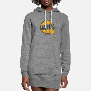 Brother Brother - Little brother - Women's Hoodie Dress
