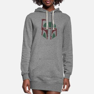 Boba Fett Boba Fett - Women's Hoodie Dress