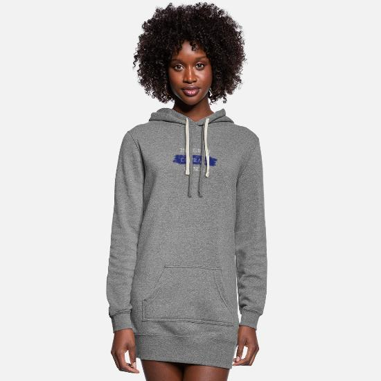 Enforcement Hoodies & Sweatshirts - Law enforcement Military - Integrity courage hon - Women's Hoodie Dress heather gray
