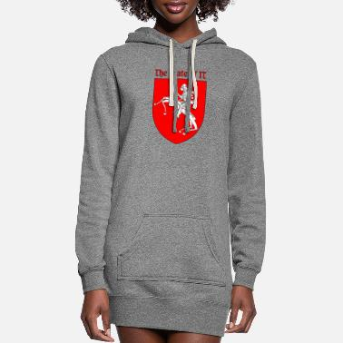 State The State of IT - Women's Hoodie Dress