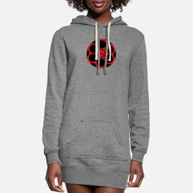Revolver Revolver - Women's Hoodie Dress