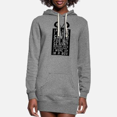 Present Present - Women's Hoodie Dress