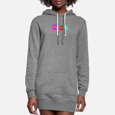 Party party party - Women's Hoodie Dress