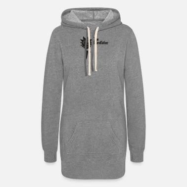 Grandfather the grandfather - Women's Hoodie Dress
