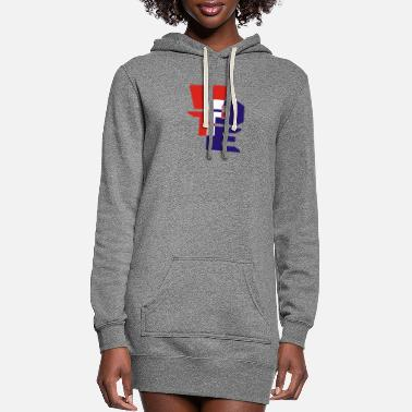 Vote vote - Women's Hoodie Dress