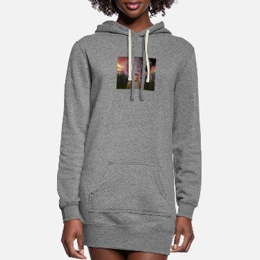 Conflict Conflicted - Women's Hoodie Dress