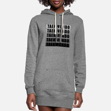 Taekwondo Taekwondo - Women's Hoodie Dress