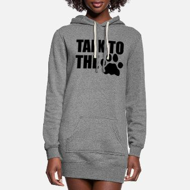 Final Fantasy Viii Talk To The Paw - Women's Hoodie Dress