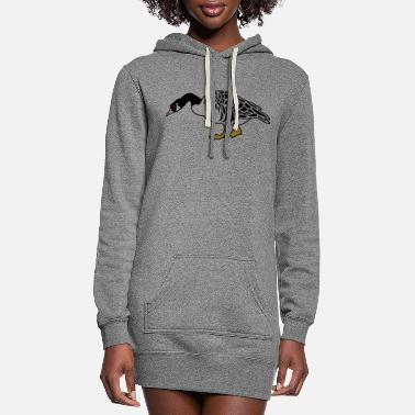 Grumpy Goose - Women's Hoodie Dress